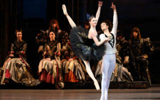 Image for Bolshoi Ballet: Swan Lake (Encore)