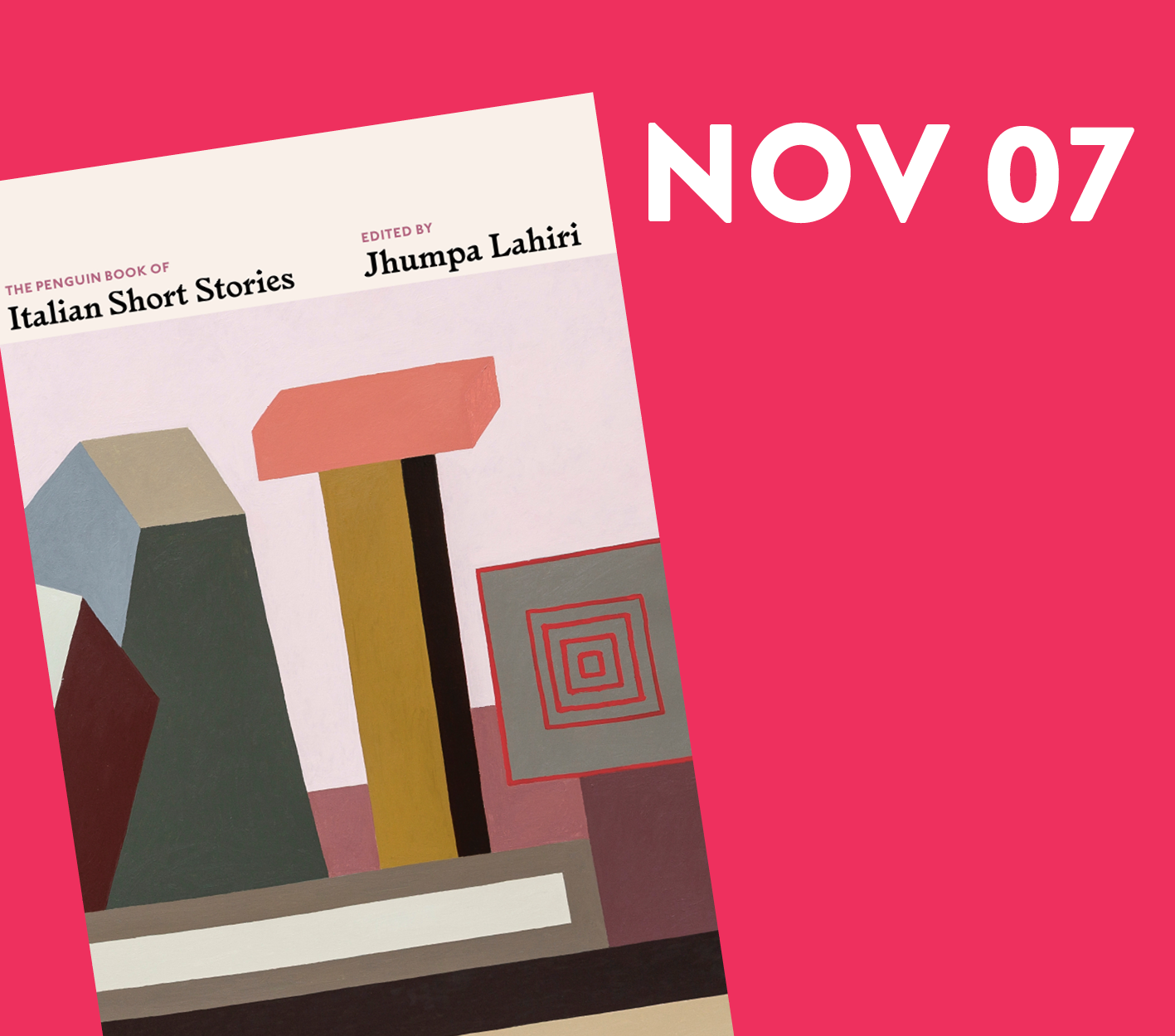Image for Selected Shorts: The Penguin Book of Italian Short Stories with Jhumpa Lahiri