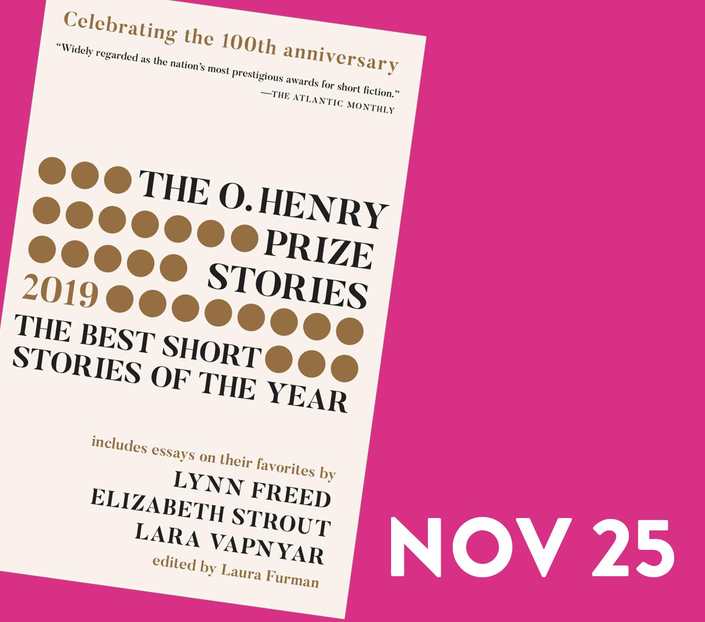 Image for Selected Shorts: O. Henry Prize at 100 with Chimamanda Ngozi Adichie