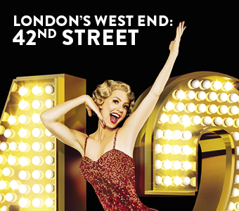 Image for London's West End: 42nd Street