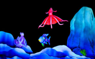 Image for Mermaid Theatre of Nova Scotia: The Rainbow Fish