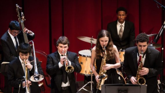 Jazz at Lincoln Center Youth Orchestra