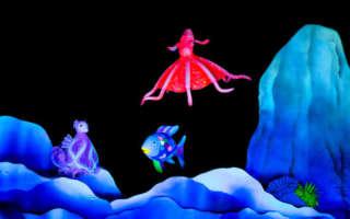 Image for Mermaid Theatre of Nova Scotia: The Rainbow Fish